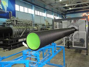 Полимерные трубы на складе в Астане