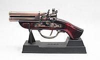 Сувенирный пистолет-зажигалка