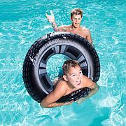Надувной круг для плавания 91 см, Bestway 36016