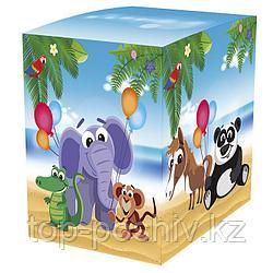 "Подарочная коробка для кружки ""Детская"" (100х100х105мм)"