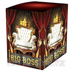 """Подарочная коробка для кружки """"BIG BOSS"""" (100х100х105мм)"""