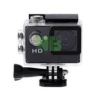 Action Camera H1-16 5MP, запись FHD 1920×1080, дисплей 2.0, водонепроницаемый чехол, комплект креплений