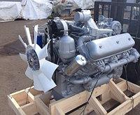 Двигатель без коробки передач и сцепления 3 комплектации (ПАО Автодизель) для двигателя ЯМЗ 236бк-1000189