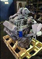 Двигатель без коробки передач и сцепления 36 комплектации (ПАО Автодизель) для двигателя ЯМЗ 236БЕ2-1000186-36
