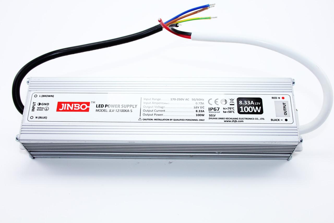 Трансформатор 100W (для наружного применения)