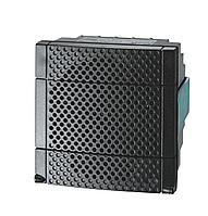 Сирена 12...24В пост. тока, IP54, 16-тональная звуковая сигнализация
