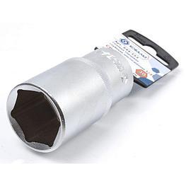 """Головка торцевая глубокая КОБАЛЬТ 1/2"""", 30 мм, Cr-V (1 шт.) подвес, шт"""