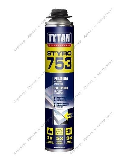 TYTAN STYRO 753 клей для пенополистерола