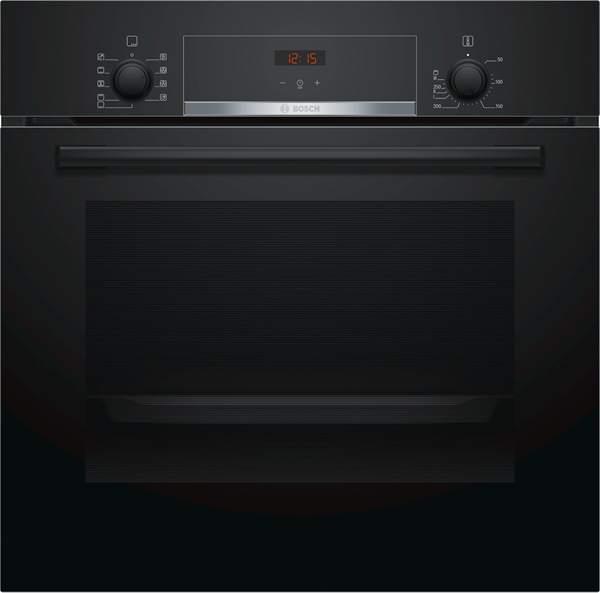 Встраиваемая духовка Bosch HBF534EB0Q черный