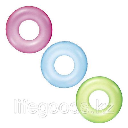 Надувной круг для плавания 76 см, Bestway 36024, фото 2