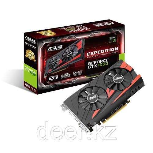 Видеокарта ASUS GTX 1050 Ti 4Gb PCI-E DDR5 ASUS EX-GTX 1050