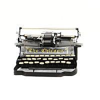 Модель старинной печатной машины DASCRIVERE 27X25X12 см