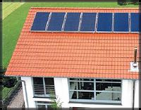 Автономная солнечная электростанция на 2 кВт/день (450 Вт/час), фото 1