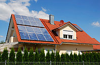 Автономная солнечная электростанция на 7 кВт/день (1500 Вт/час), фото 1