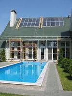 Автономная солнечная электростанция на 9 кВт/день (1800 Вт/час), фото 1