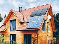 Автономная солнечная электростанция на 10 кВт/день (2 кВт/час), фото 1