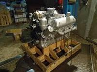 Двигатель без коробки передач со сцеплением 4 комплектации (ПАО Автодизель) для двигателя ЯМЗ 236Д-1000150