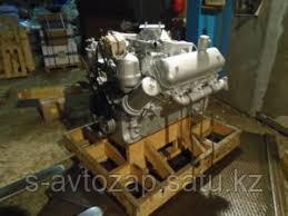Двигатель без коробки передач со сцеплением 3 комплектации (ПАО Автодизель) для двигателя ЯМЗ 236Д-1000149