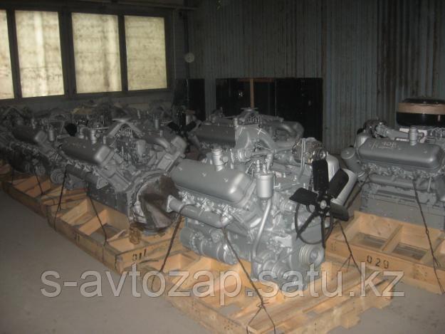 Двигатель без коробки передач и сцепления 2 комплектации (ПАО Автодизель) для двигателя ЯМЗ 236НБ-1000188