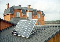 Автономная солнечная электростанция на 0,5 кВт/день (0,1 кВт/час), фото 1