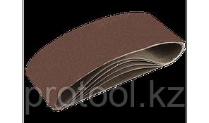 """Лента шлифовальная бесконечная ЗУБР """"СТАНДАРТ"""" на тканевой основе, для ЛШМ, P60, 100х610мм, 5 шт, фото 2"""