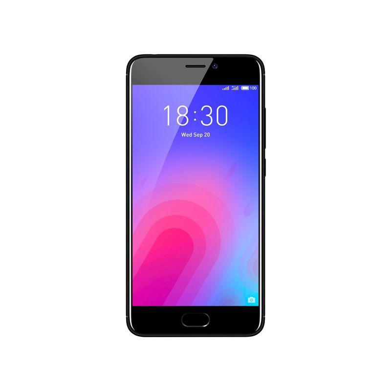 Смартфон Meizu M6 32Гб, черный