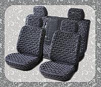 Плетеные чехлы для автомобильных сидений, фото 1