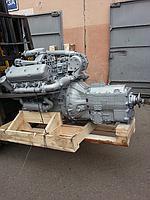 Двигатель с коробкой передач и сцеплением 33 комплектации (ПАО Автодизель) для двигателя ЯМЗ 236НЕ2-1000016-33