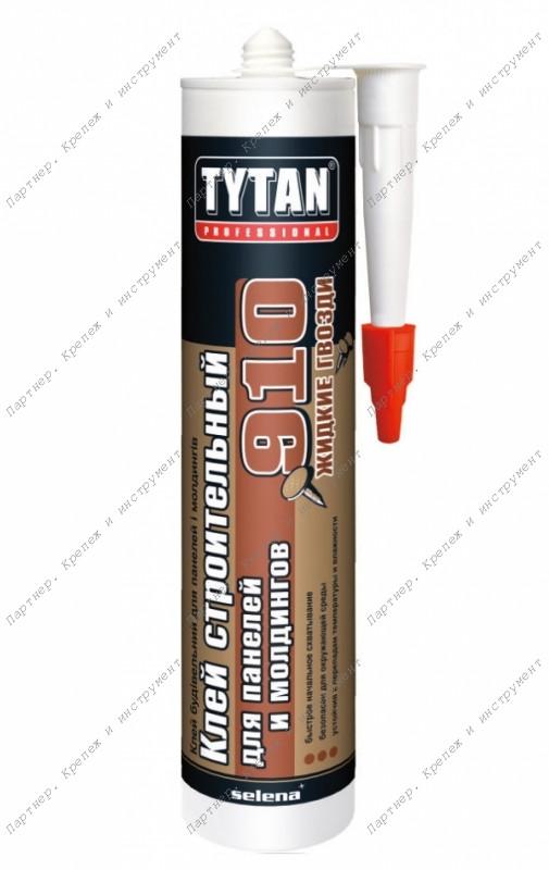 TYTAN клей строит-й сверхпрочный 910 (440 г), белый
