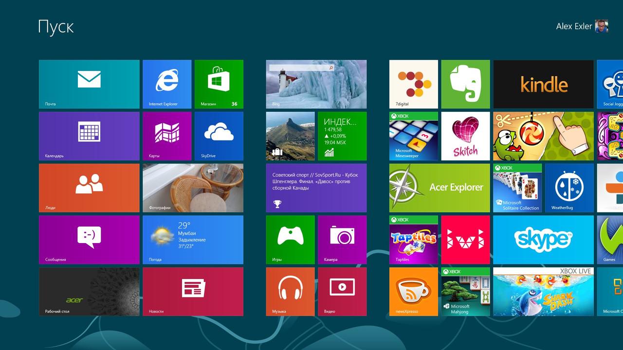Установка Windows 8 Алматы