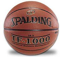 Баскетбольный мяч Spalding TF-1000 Legacy