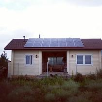 Пиковая мощность солнечных модулей 3780 Вт, панели Kioto Solar 270 Wp Power-60. Гарантия 10 лет.