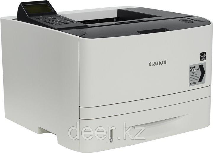 Принтер Canon i-SENSYS LBP251dw бело-серый, лазерный, A4