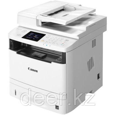 МФУ Canon i-SENSYS MF411dw белый, лазерный, A4