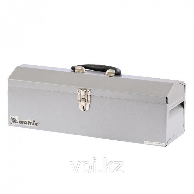 Ящик для инструмента, металлический, 484*154*165мм.  Matrix