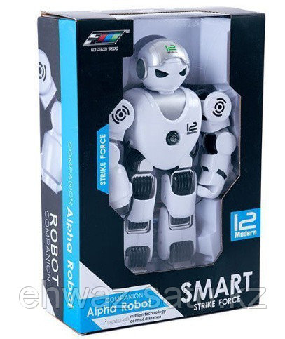 Интерактивный робот HOVERBOT ALPHA COMPANION BLK