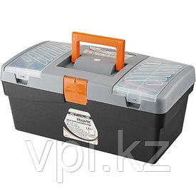 """Ящик для инструментов 17"""",  420*220*180мм, STELS"""