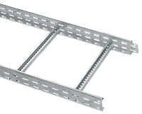 Лоток лестничный 80х600х3000, 1,2 мм, фото 1