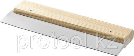 """ШШпатель резиновый STAYER """"MASTER"""" для затирки, белый, 200мм, фото 2"""