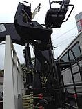 Кран-манипулятор Daewoo Novus с буровой установкой на HIAB 160TM, фото 5