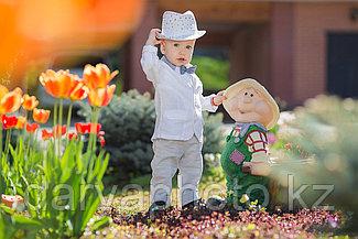 Фотосъемка годика Асянди. Фотограф на годик. Первый день рождения