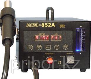 AOYUE Int 852A+ термовоздушная станция с микропроцессорным управлением