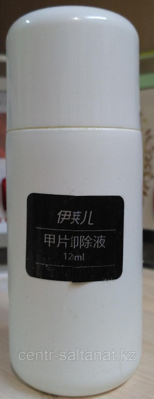 Жидкость для снятия акригеля Poli gel