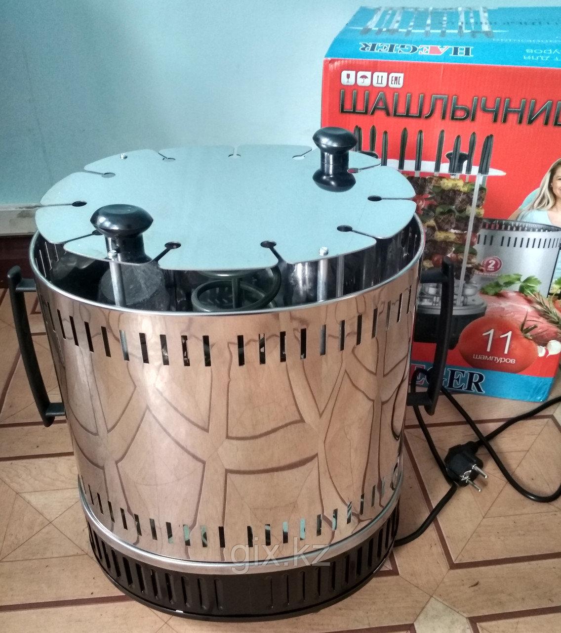 Электрошашлычница ОКЕАН на 11 шампуров