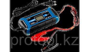 """Зарядное устройство ЗУБР """"ПРОФЕССИОНАЛ"""", 12В, 8А, автомат, IP65, AGM, GEL, WET, фото 2"""