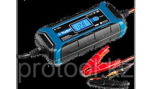 """Зарядное устройство ЗУБР """"ПРОФЕССИОНАЛ"""", 12В, 8А, автомат, IP65, AGM, GEL, WET, фото 3"""
