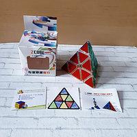 Скоростная головоломка пирамидка Z-cube Transparent