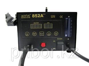 AOYUE Int 852A++ Термовоздушная паяльная станция с вакуумным захватом