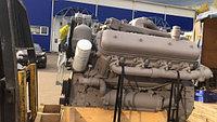 Двигатель с коробкой передач и сцеплением 41 комплектации (ПАО Автодизель) для двигателя ЯМЗ 236М2-1000016-41