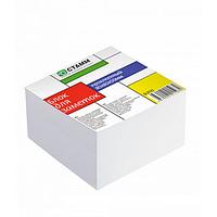 Блок для записей СТАММ белый 8х8х5 см